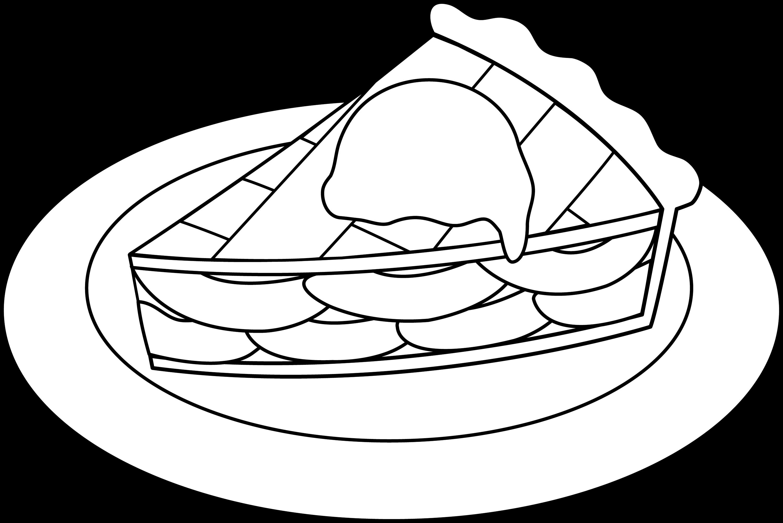 free food clipart apple pie - photo #39