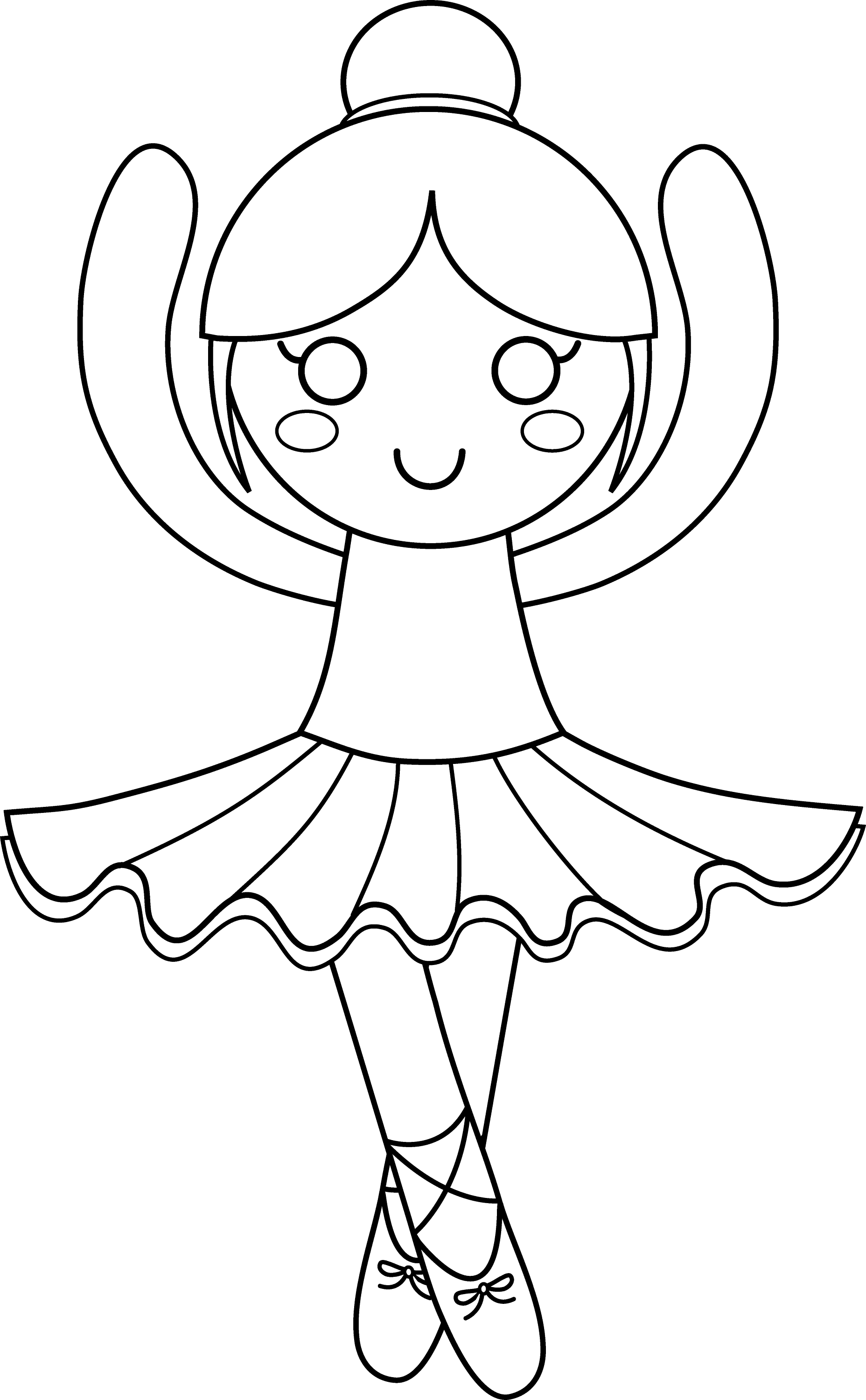 free printable ballerina coloring pages - free printable ballerina coloring pages
