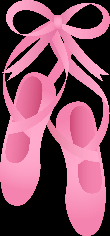ballet shoes clip art -#main