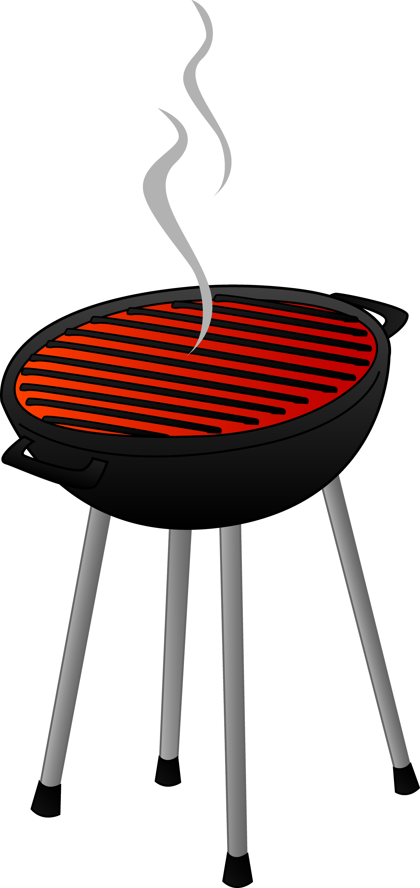 Barbeque Grill Design Free Clip Art