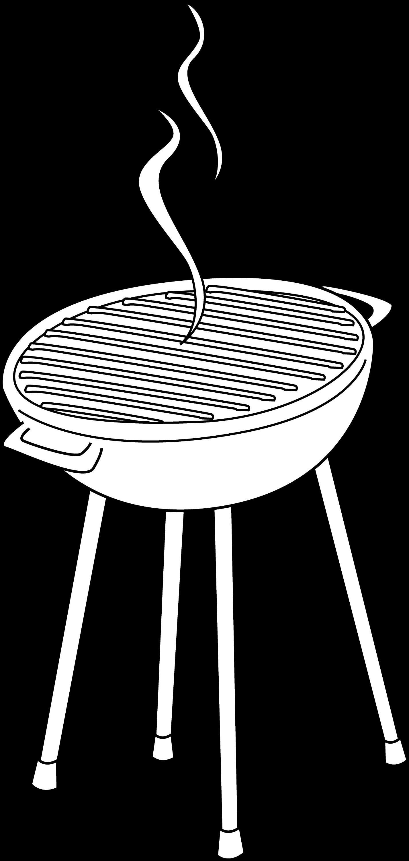 BBQ Grill Clip Art Free