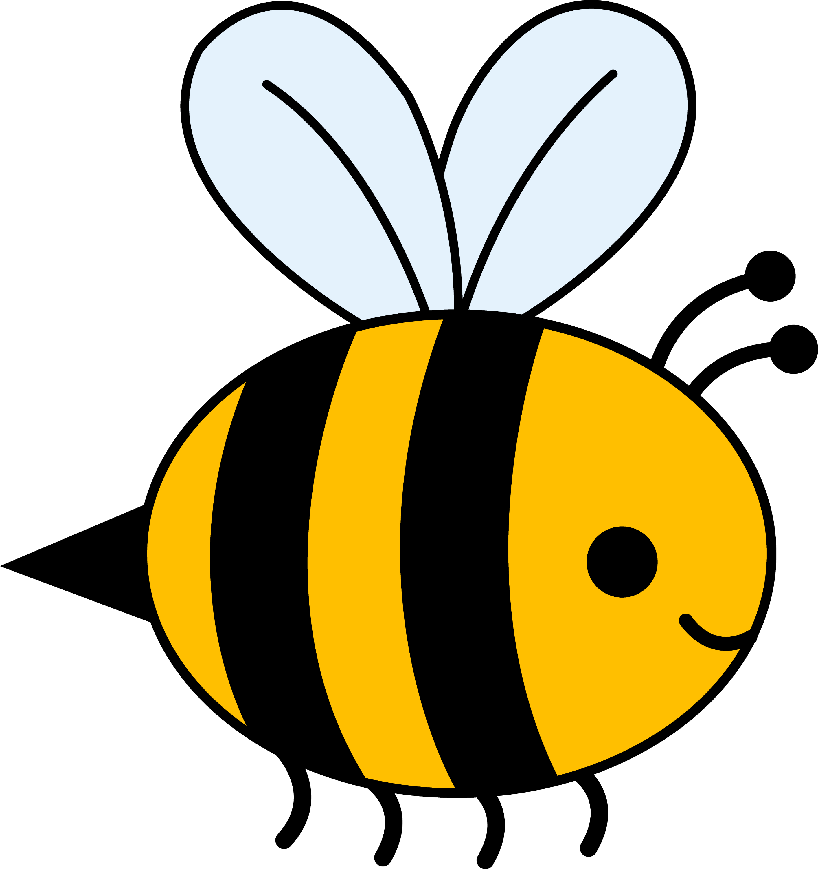 bee logos clip art - photo #46