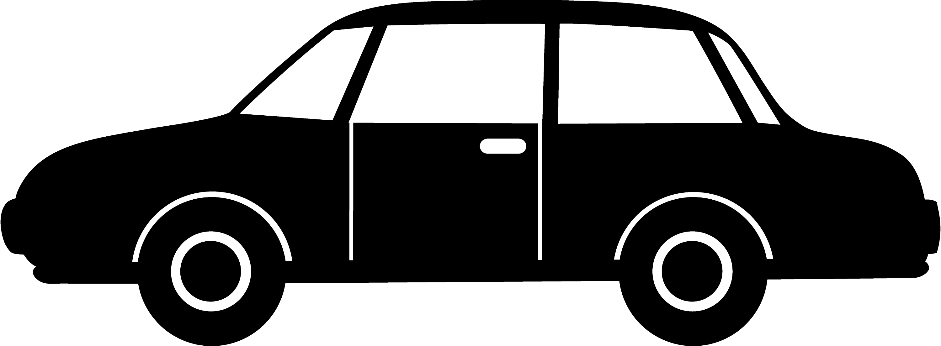 free car silhouette clip art - photo #2