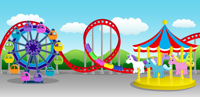 theme park clip art circus tent clip art free circus tent clip art with pendants