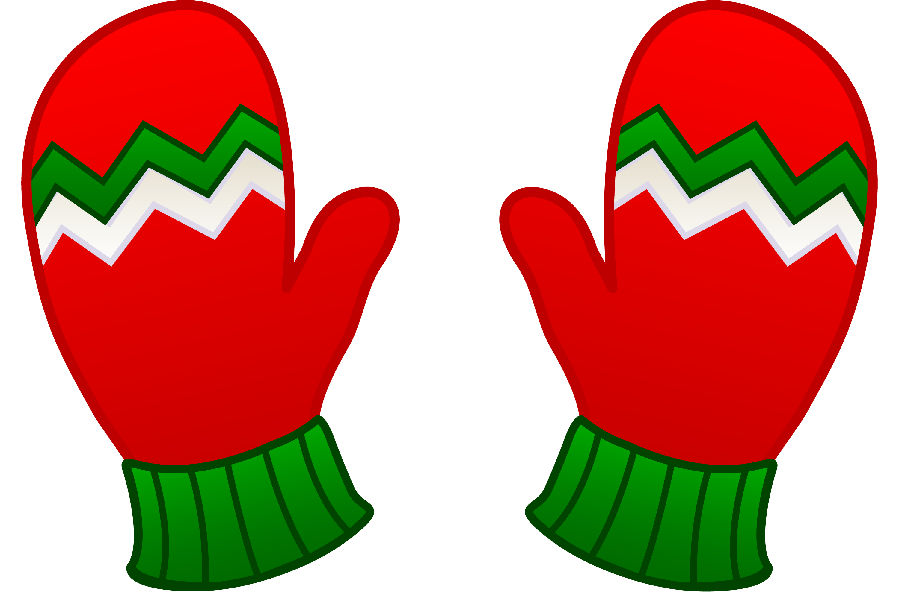 Winter Gloves Clip Art Images & Pictures - Becuo