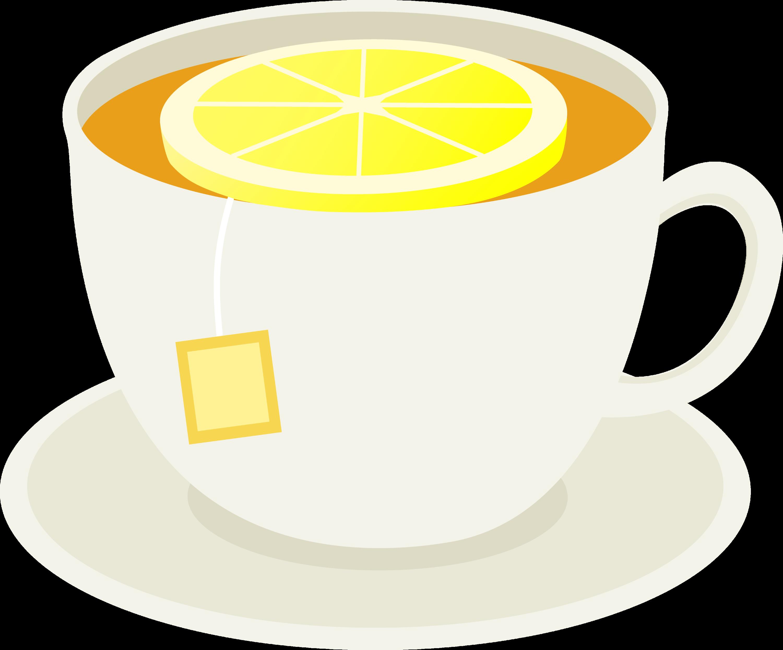 A Cup Of Hot Tea Clip Art at Clker.com - vector clip art ... |Hot Tea Art