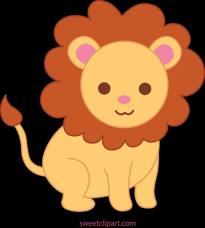 Lion Clip Art
