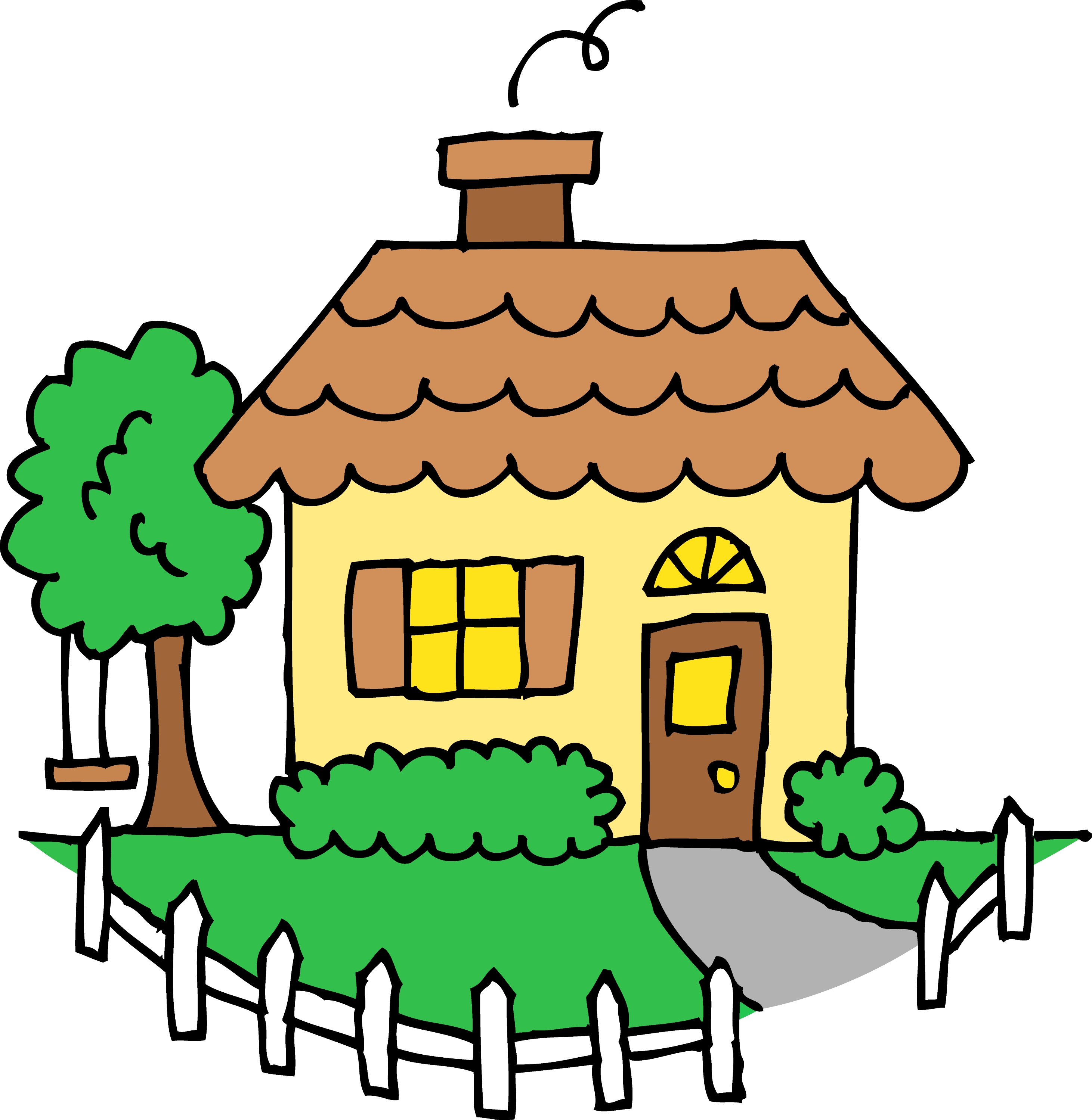 free clipart of house - photo #16