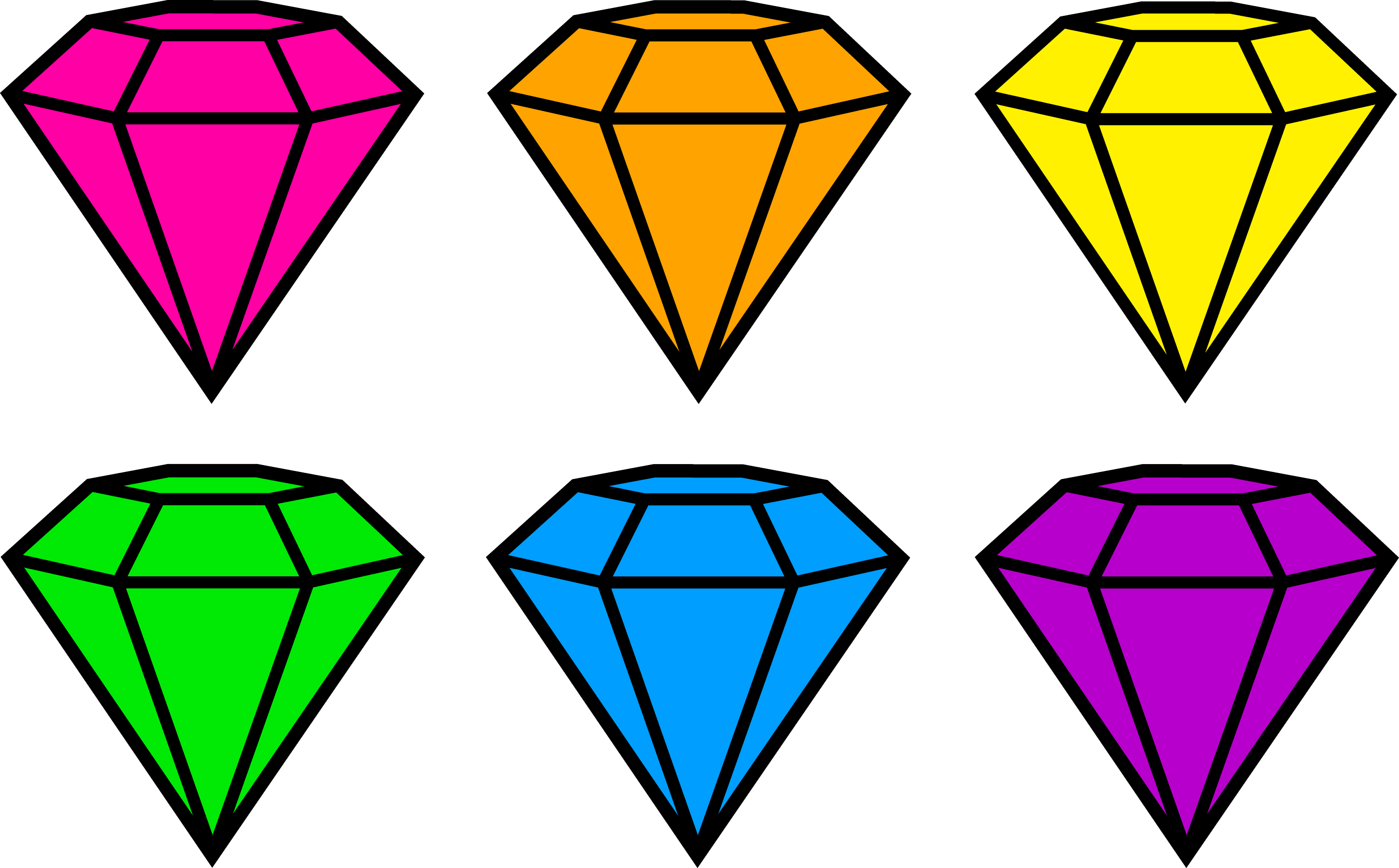 Pink Diamond Clip Art Images & Pictures - Becuo