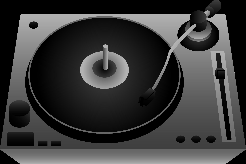 dj turntable design free clip art rh sweetclipart com turntable arm clip art turntable clip art free
