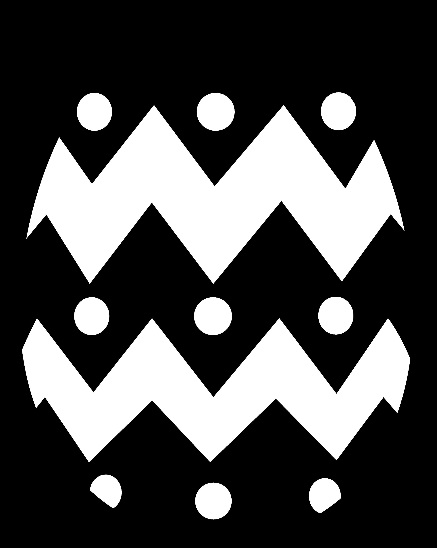 Easter egg silhouette free clip art silhouette of an easter egg buycottarizona