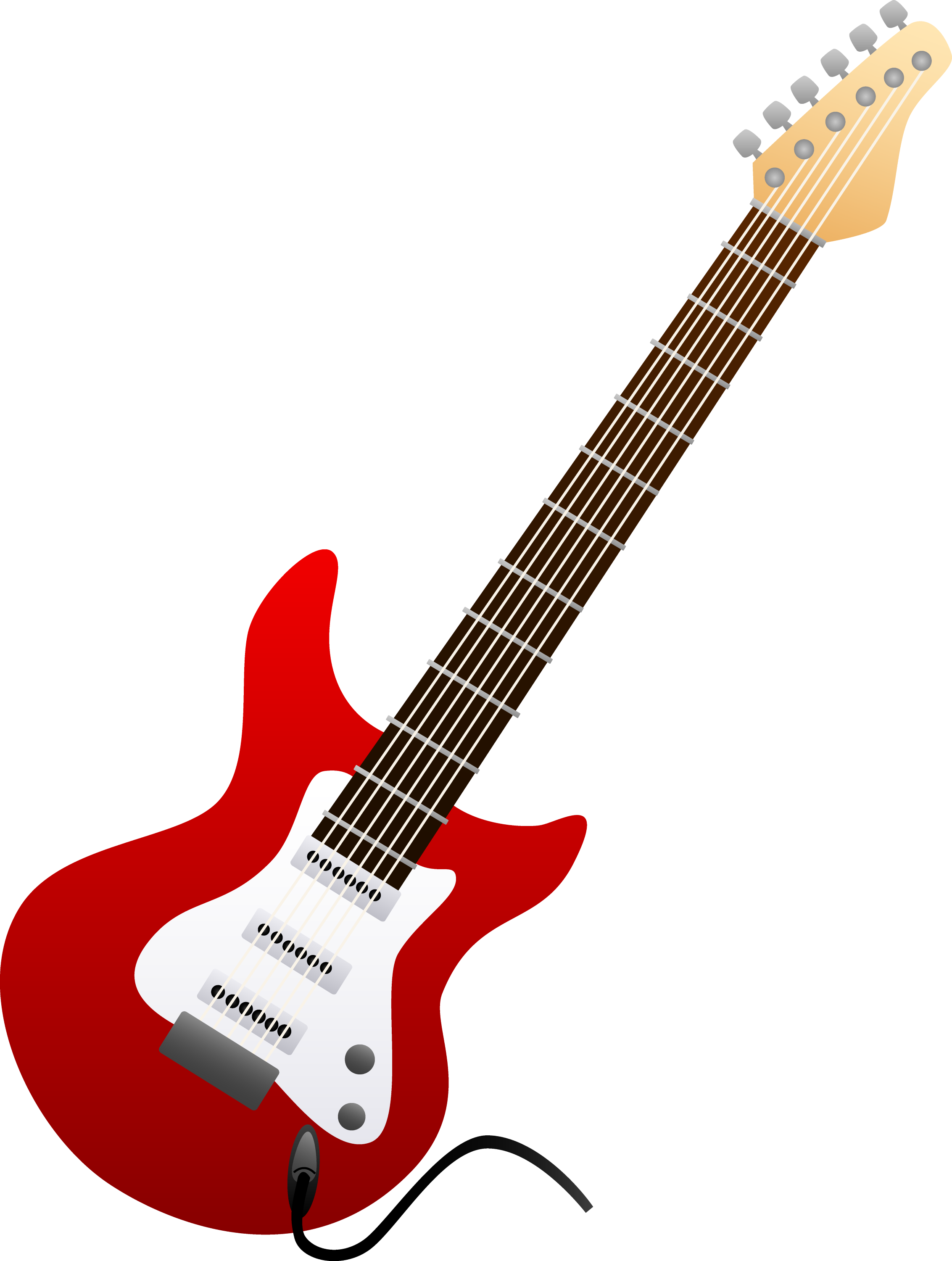 red electric guitar design free clip art rh sweetclipart com rock and roll clip art for elementary rock and roll clip art of 60, 70,