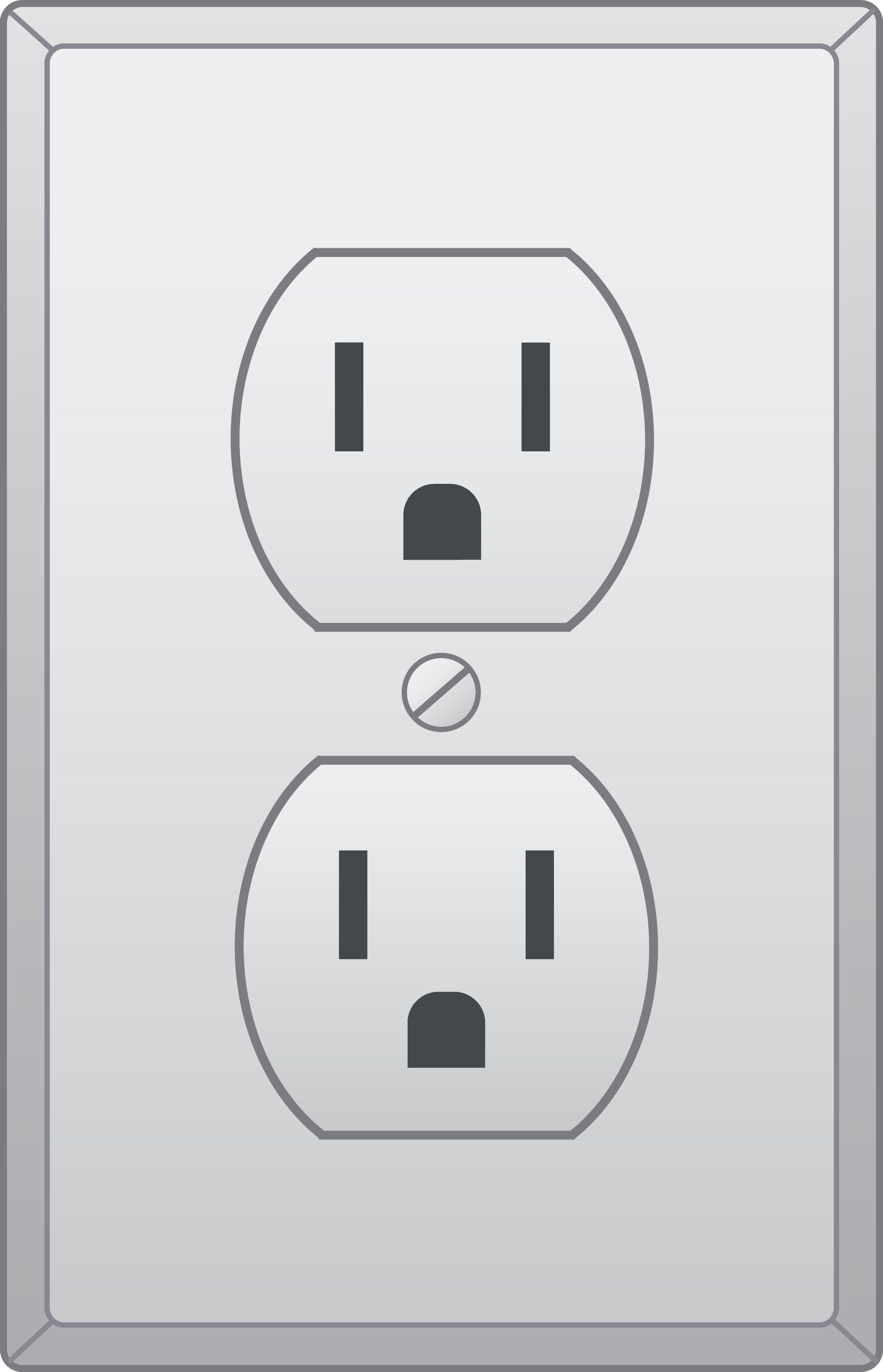 Power Plug Drawing Electrical Outlet