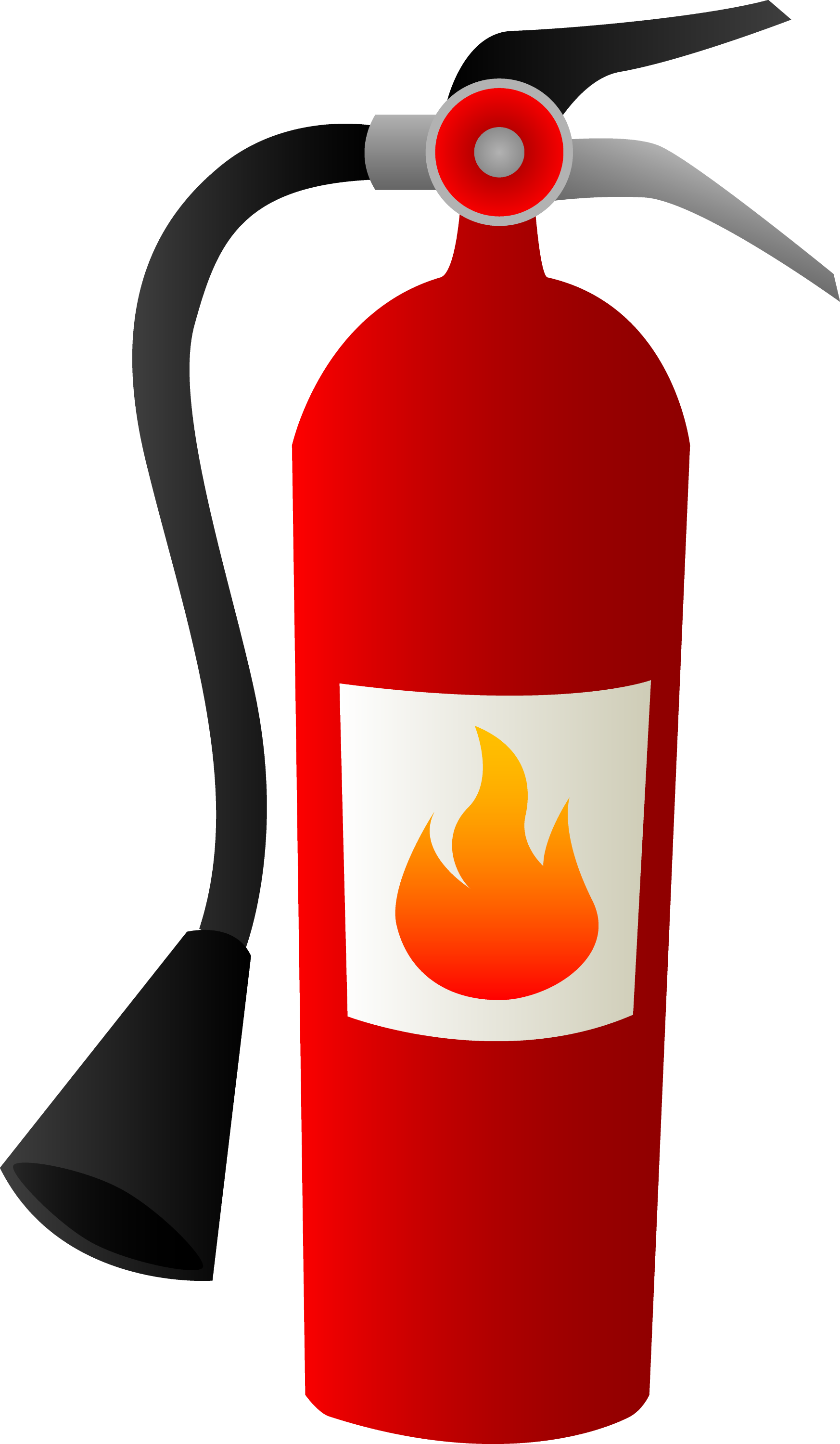 About Clip Art >> Fire Extinguisher - Free Clip Art