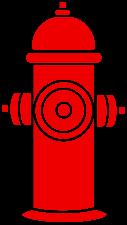 red fire hydrant clipart free clip art rh sweetclipart com fire hydrant clip art free fire hydrant silhouette clip art