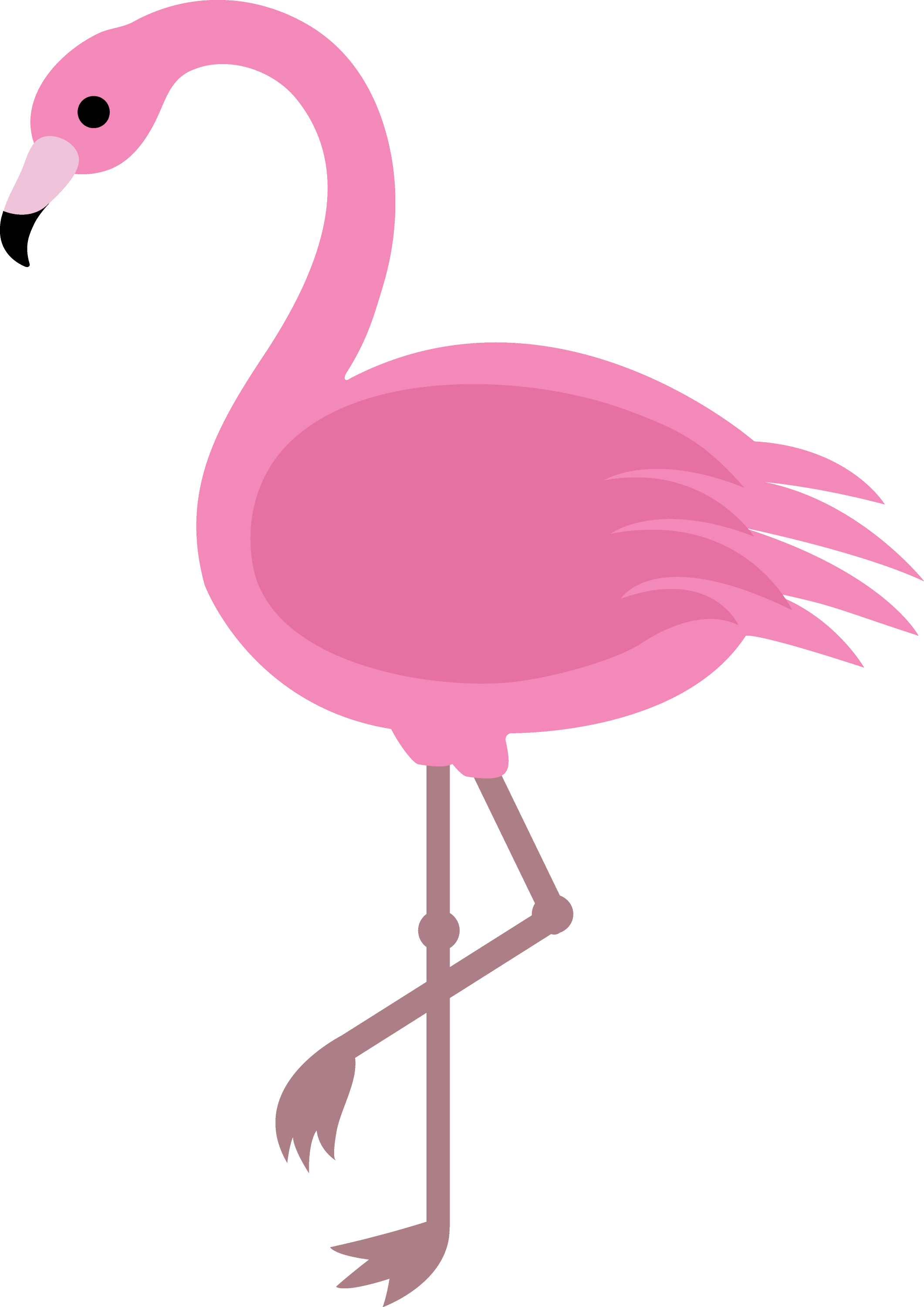 Image - Pink Flamingo.PNG | Club Penguin Wiki | Fandom powered by ...
