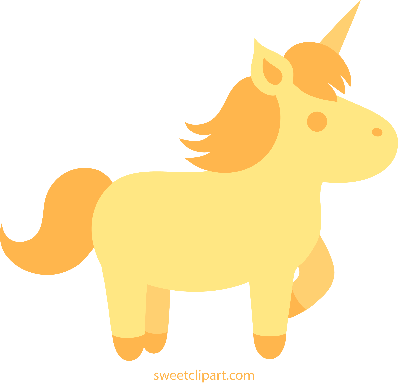 golden unicorn clip art free clip art rh sweetclipart com unicorn clipart free vector art unicorn head clipart free