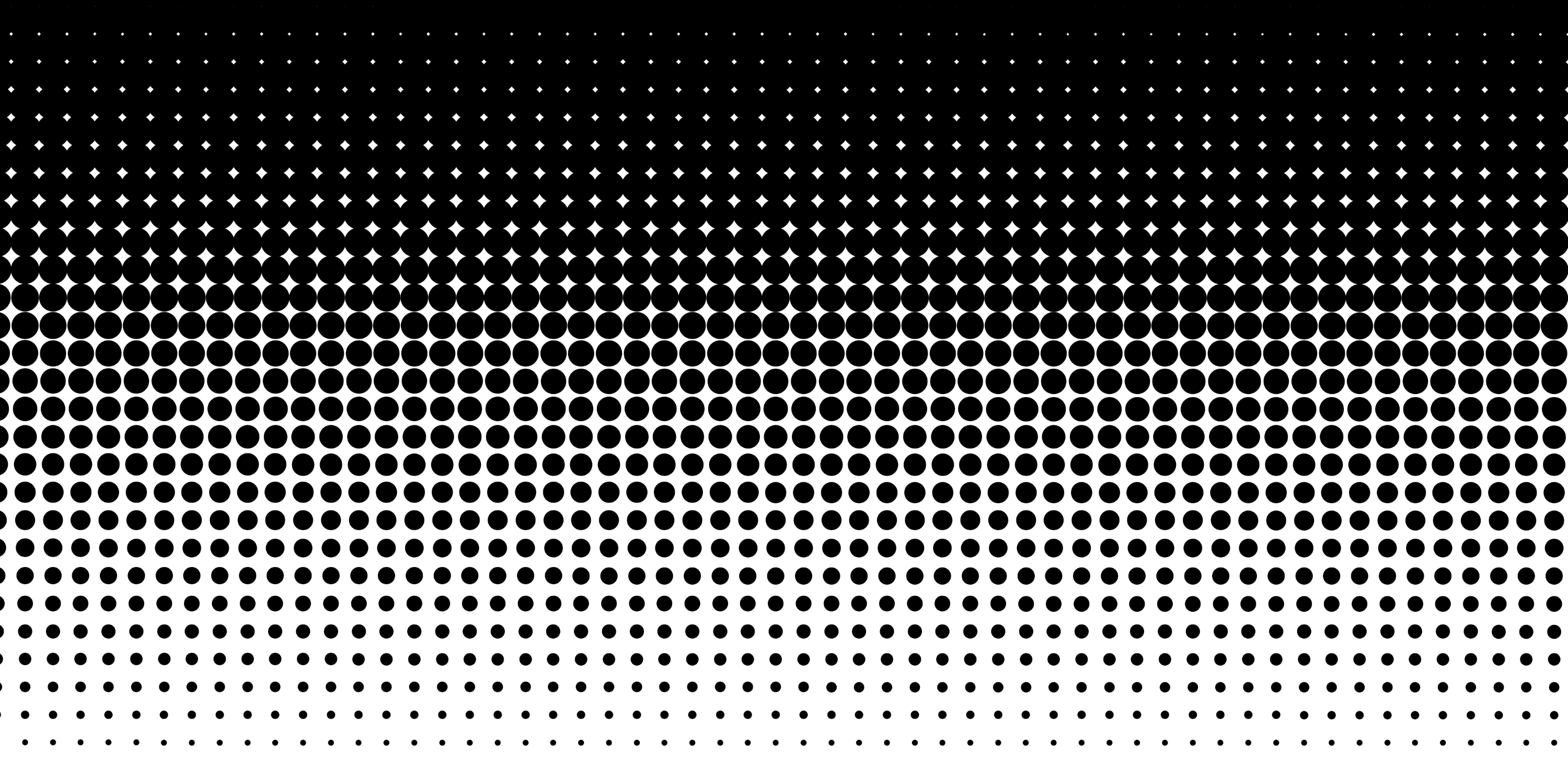 Black and White Halftone Background  Free Clip Art