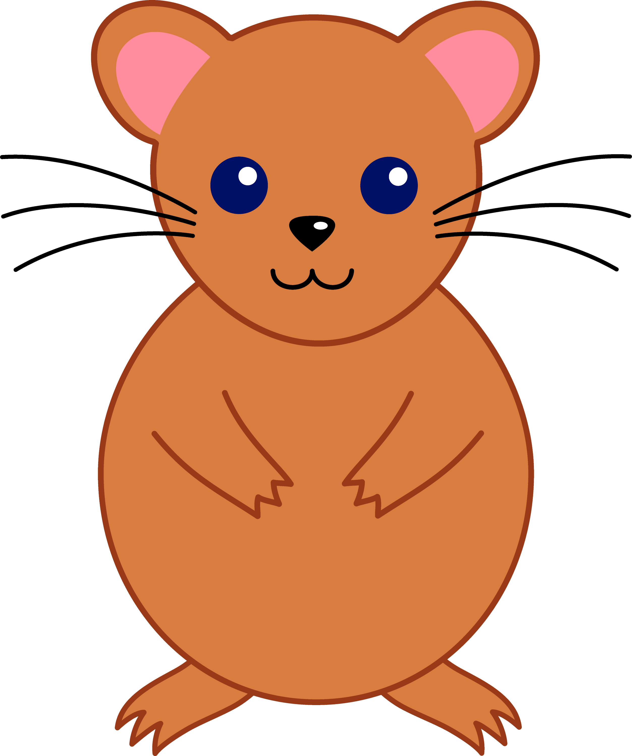 pics photos   clipart animals cute hamster