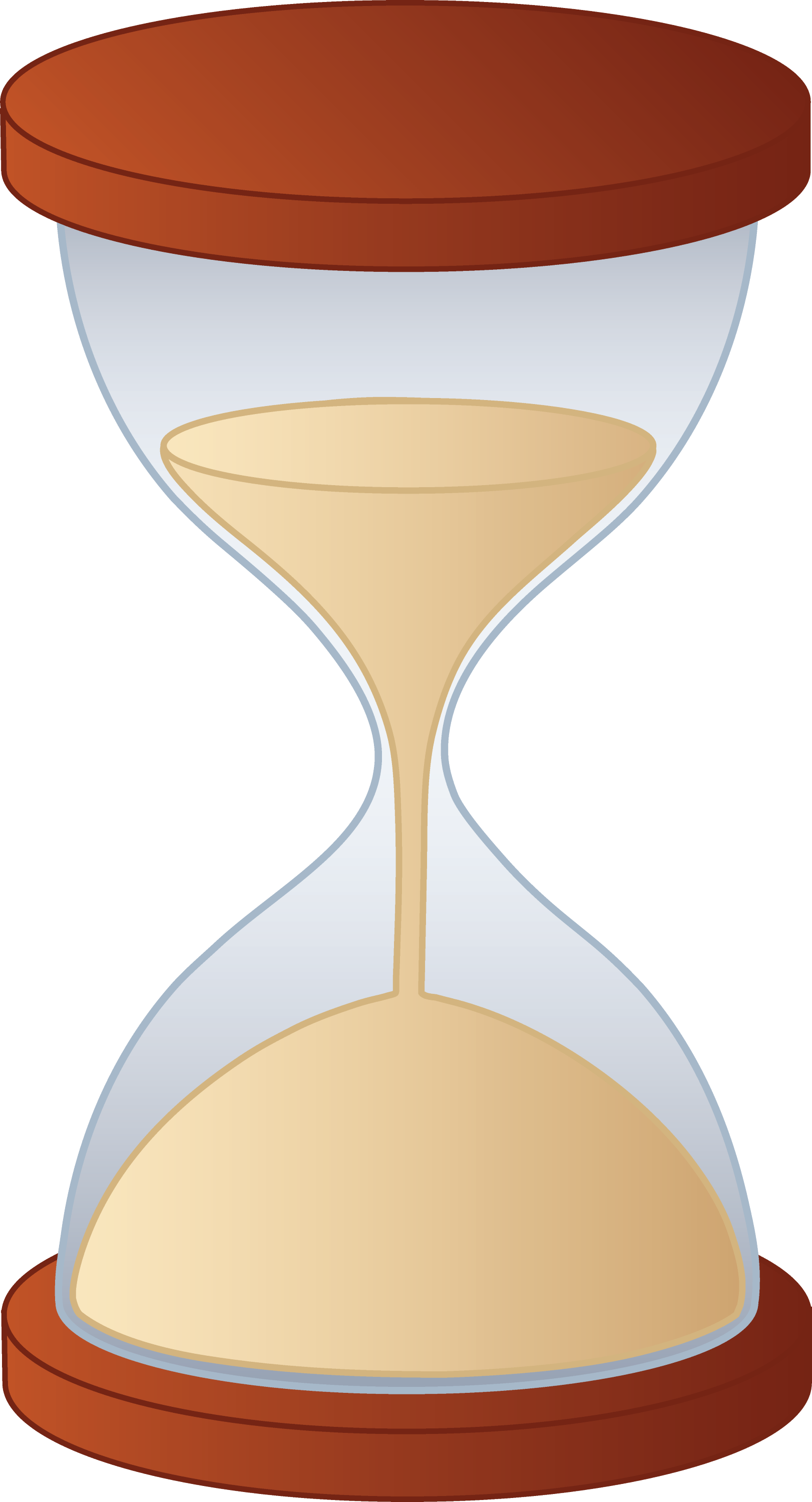 Hourglass design free clip art for Free online drawing