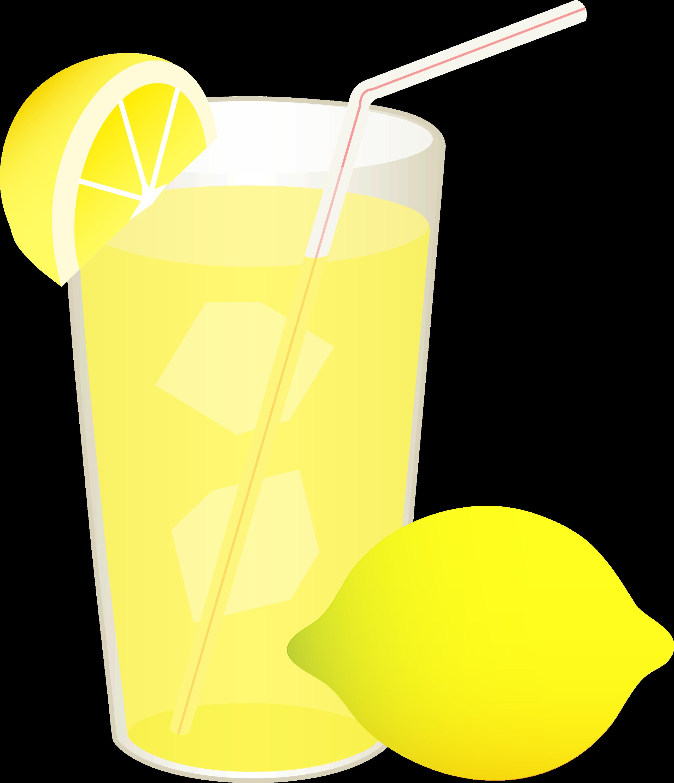 lemonade clipart black and white - photo #43