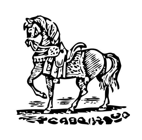 Bowen Mother Goose Hobby Horse