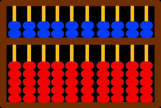 Abacus Clip Art Design