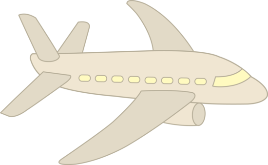 Little White Airplane