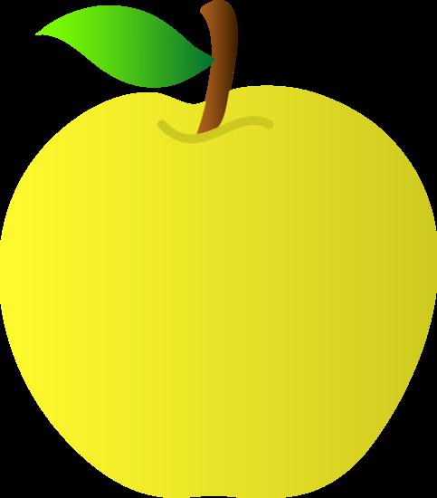 cartoon apple clip art - photo #30