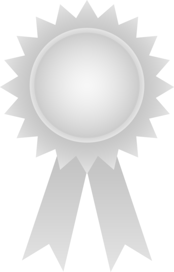 Silver Award Ribbon