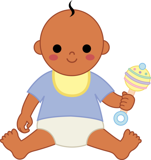 Baby Boy With Dark Complexion