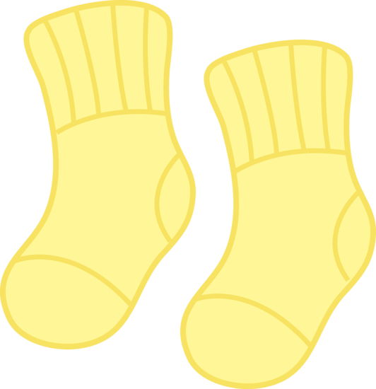 Little Yellow Baby Socks