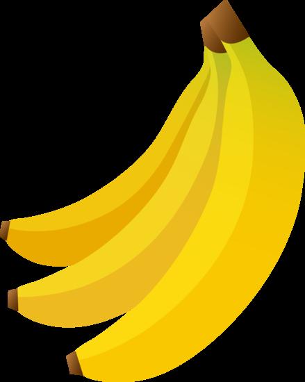 Bunch of Three Bananas...
