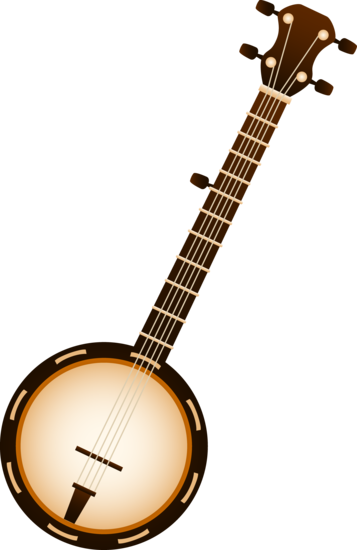 Banjo Musical Instrument - Free - 77.8KB