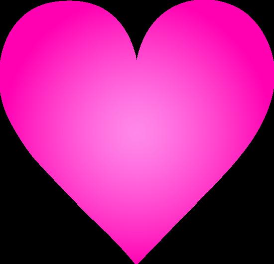 Huge Pink Heart