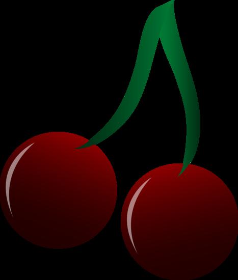 Black Cherry Vector Design