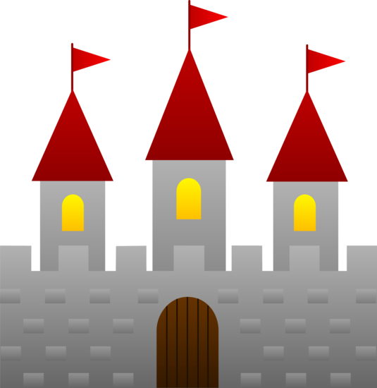 Cute castle design free clip art Design a castle online