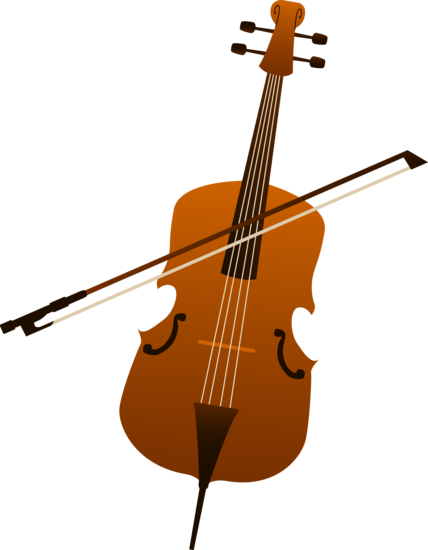 Elegant Cello Design