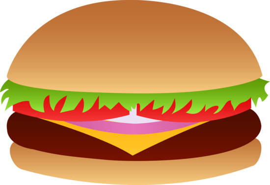 Hamburger Vector Design