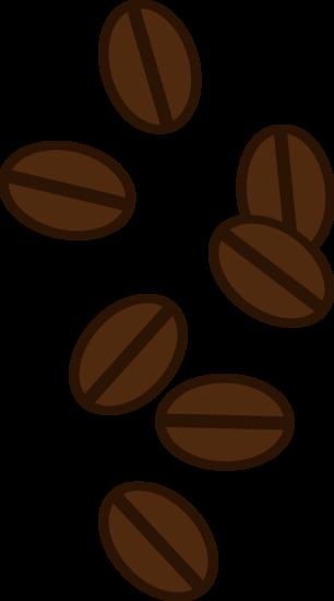 Vector Art of Coffee Beans