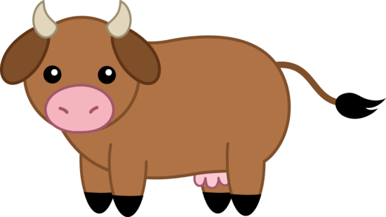 Little Brown Cow