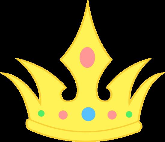 Cute Simple Pastel Crown