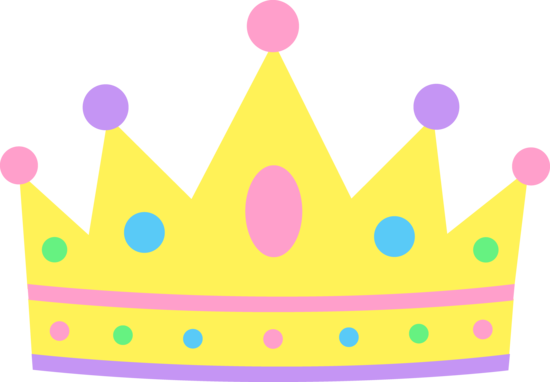 Cute Princess Crown Design