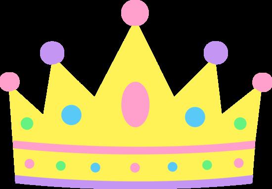 Cute Princess Crown Design