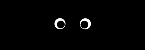 Small Black Spider Cartoon