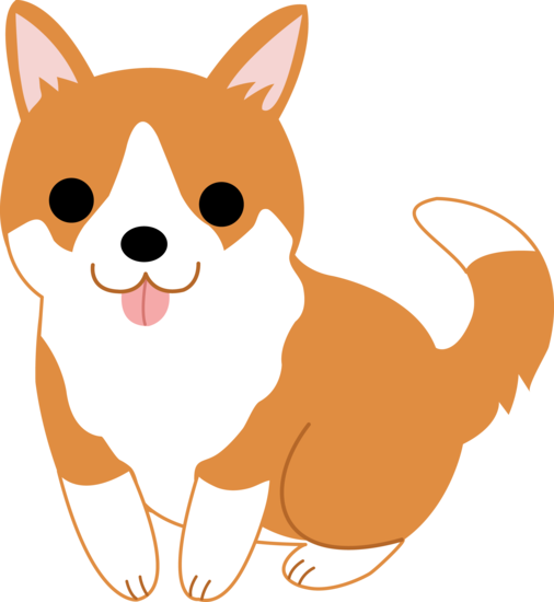 Little Welsh Corgi Puppy