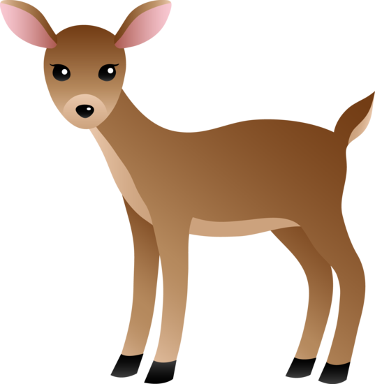 Little Brown Deer