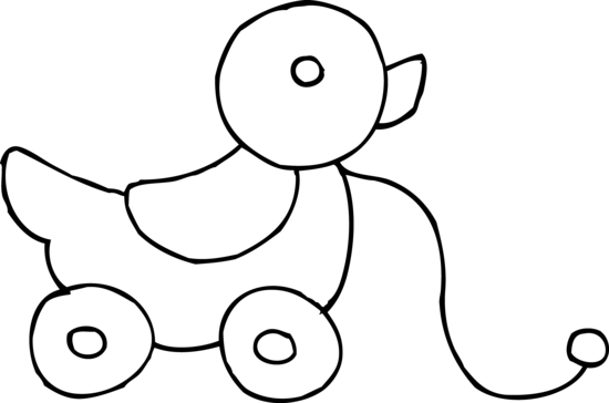 Baby Toys Coloring Pages   Coloring Pages