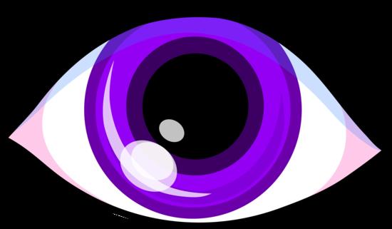 Purple Eye Design