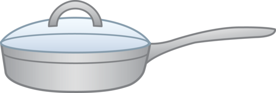 Frying Pan Clip Art